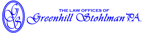 The Law Offices of Greenhill Stohlman P.A.